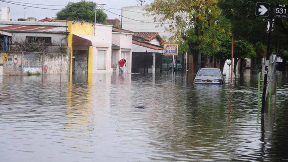 Inundaciones de La Plata 03072019