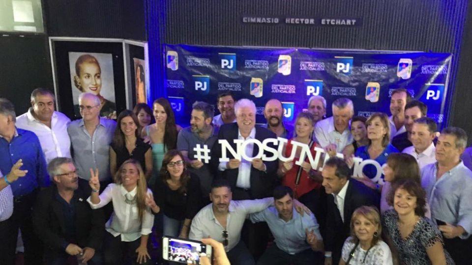 PJ Congreso