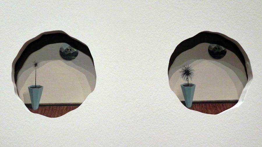 Max Gomez Canel en el Museo de Arte Moderno