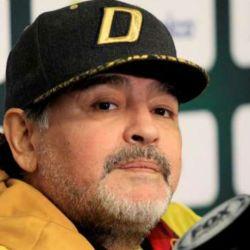 Diego Maradona tiene 3 hijos cubanos.