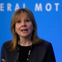 Mary Barra, actual líder de General Motors