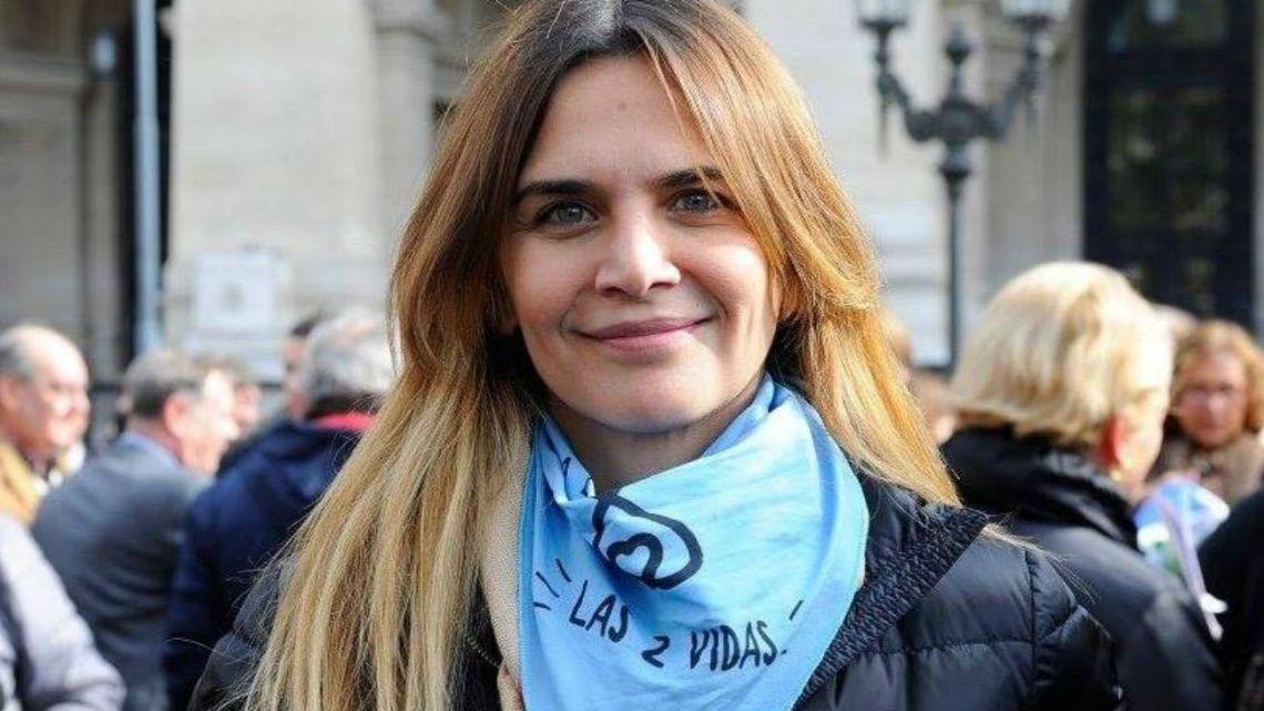 Dura crítica de Amalia Granata al discurso de Alberto