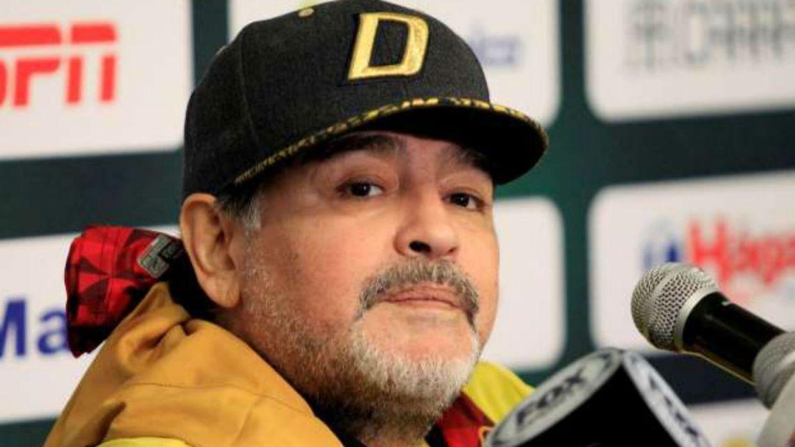 Los detalles de los hijos de Maradona en Cuba