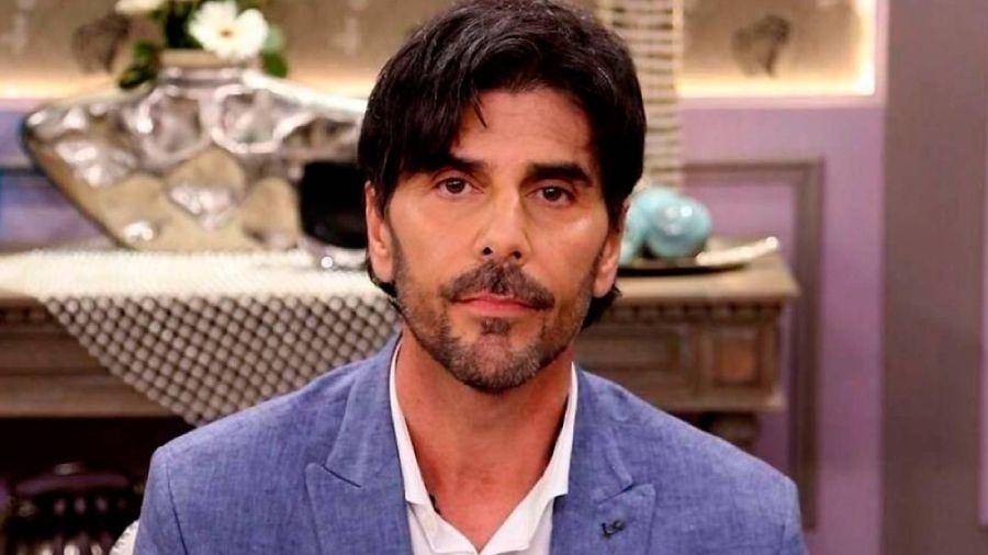 Juan Darthés, exiliado en Brasil.
