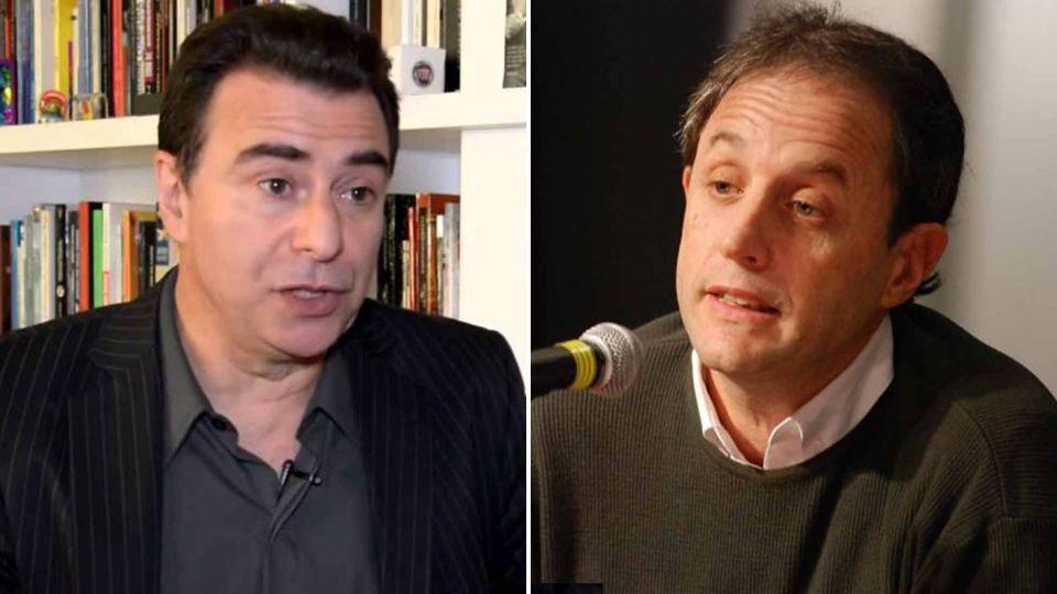 Ernesto Tenenbaum y Reynaldo Sietecase 03082019