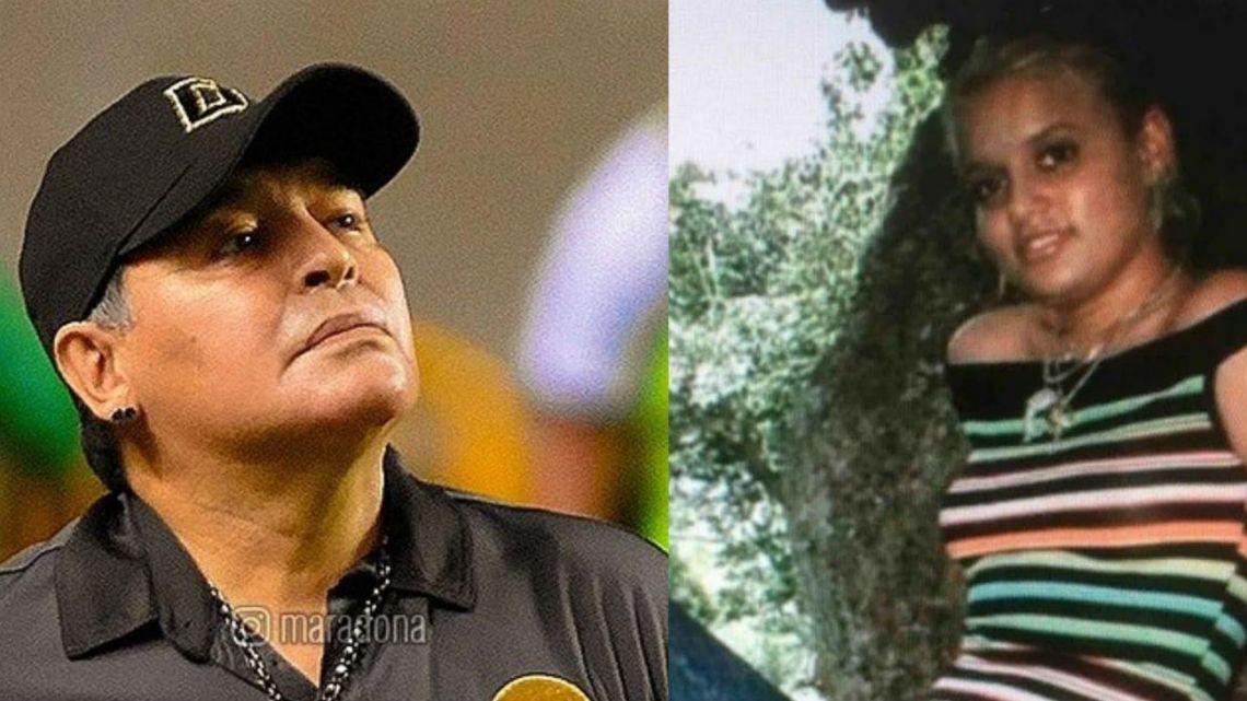 Maradona desvela que tiene tres hijos en Cuba
