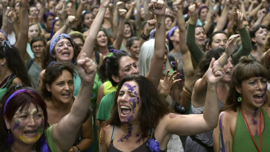 Although not a monolith, the Argentine feminist movement is not self-destructive or exclusionary.