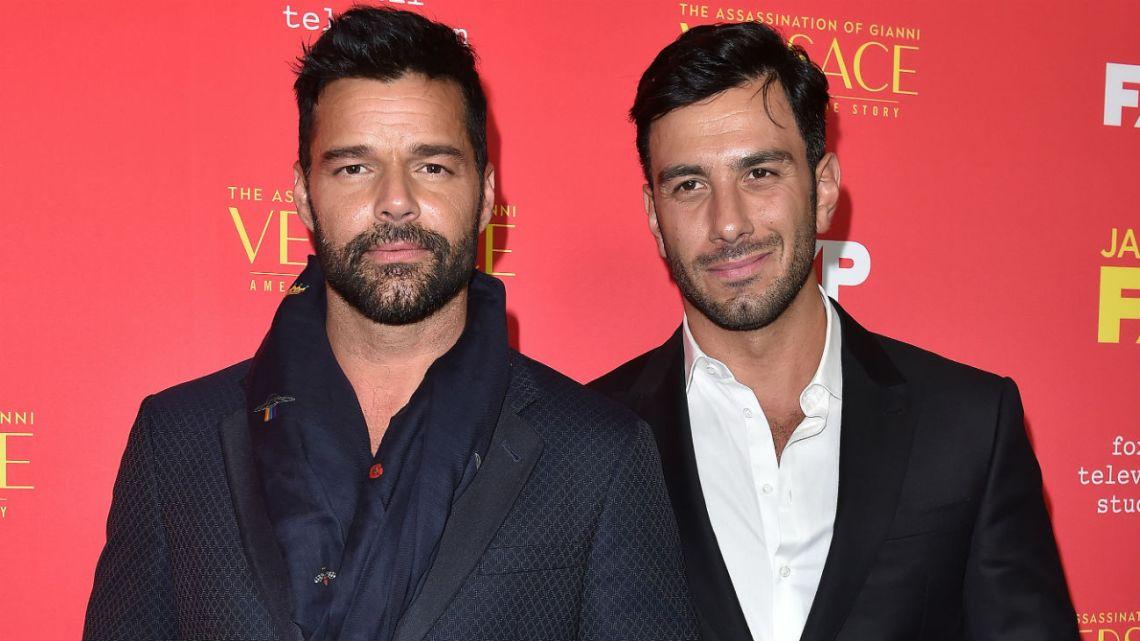 Ricky Martin anticipa que su hija será una