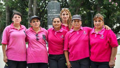 Programa. Del área de género municipal, por la reinserción laboral.