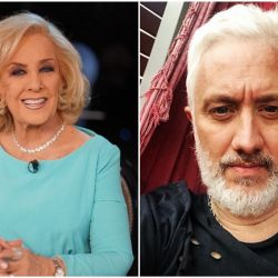 Andy Vs Mirtha, la batalla por el raiting.