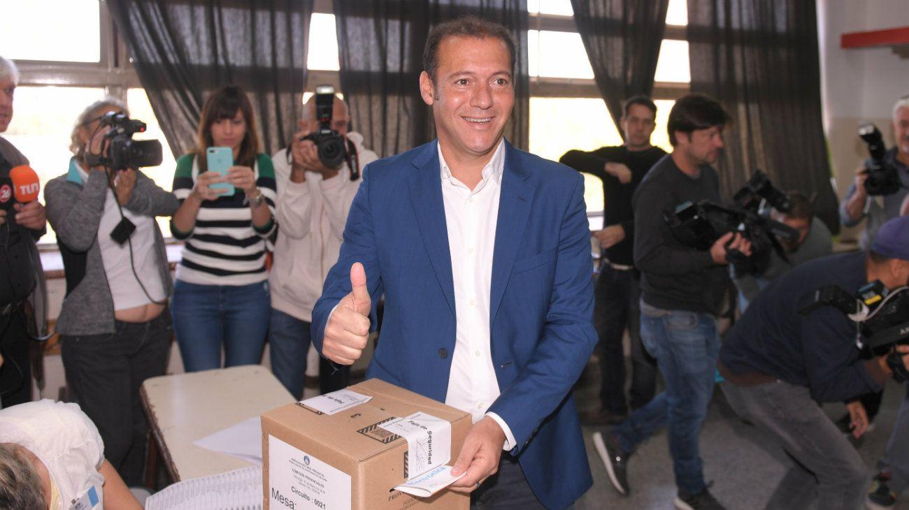 Neuquén: Omar Gutiérrez consigue la reelección con amplia ventaja sobre Rioseco