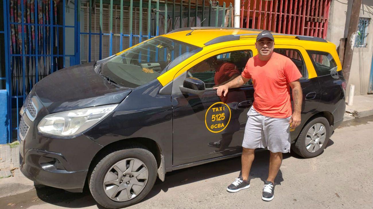 """Alejandro """"Pitu"""" Salvatierra: """"Estoy manejando un taxi"""""""
