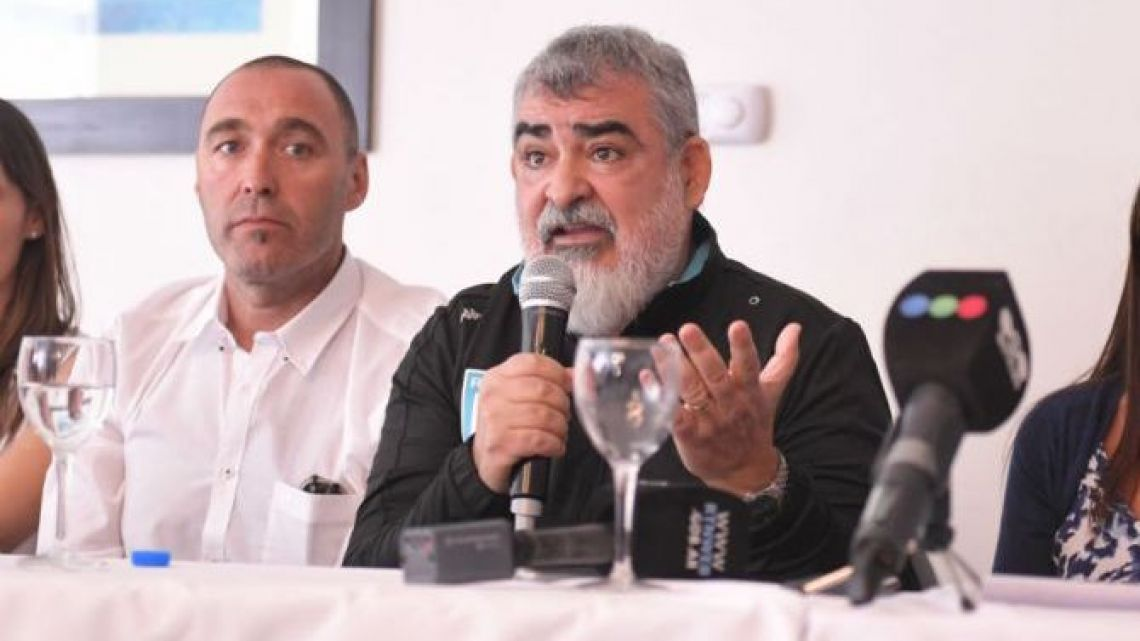 Citizens United leaders in Neuquén province denounce alleged irregularities in the provincial elections.