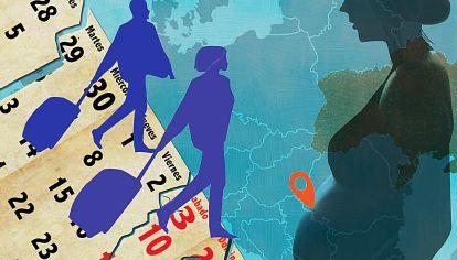 Caso. Una mujer que fue madre por subrogación en el exterior no pudo hacer el trámite en Anses.
