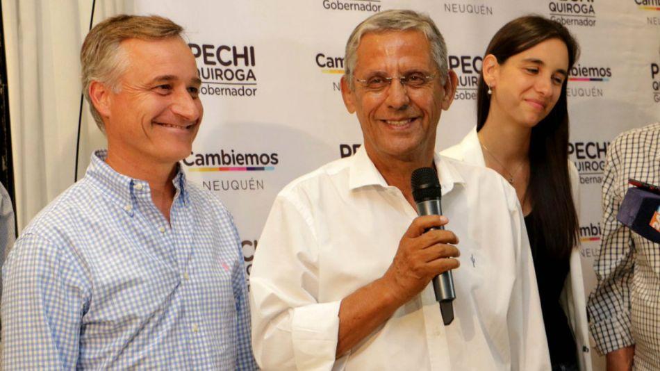 Horacio Pechi Quiroga, intendente de Neuquén