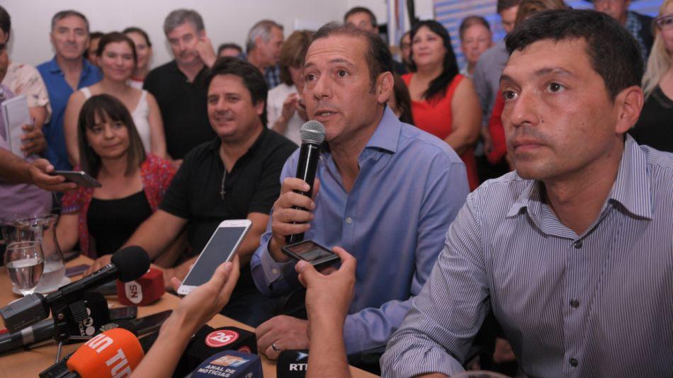 Omar Gutiérrez, gobernador de Neuquén