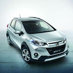El Honda WR-V es un SUV compacto desarrollado en Brasil para el Mercosur.