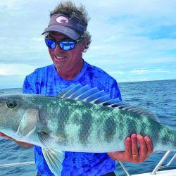Pesca en las islas Seychelles de especies extraordinarias.