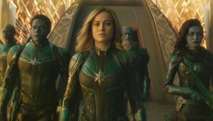 La nueva película de Marvel arrasó en todo el mundo