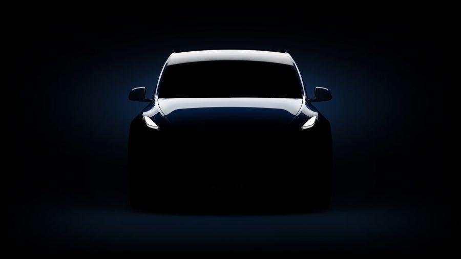 Tesla Model Y Presentación