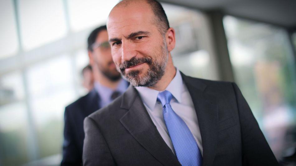Uber Technologies Inc. CEO Dara Khosrowshahi Meets With Finance Minister Henrique Meirelles Amid Regulatory Threat