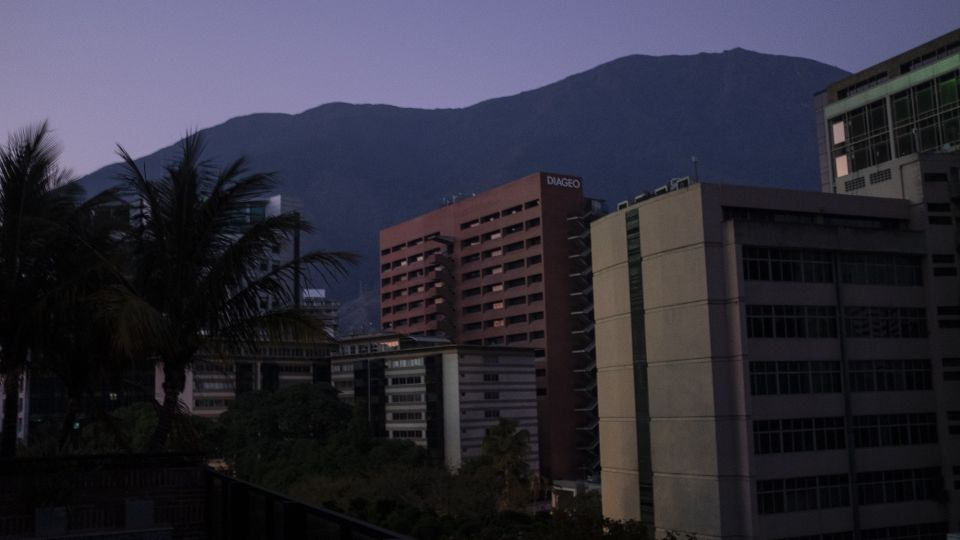 Venezuelans Continue Life As Power Blackout Enters Fourth Day