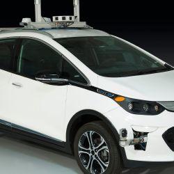 El Chevrolet Bolt autónomo que estará en el Museo Henry Ford