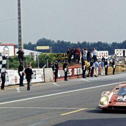 Porsche 917 KH Coupé, ganador de las 24 Horas de Le Mans en 1970.