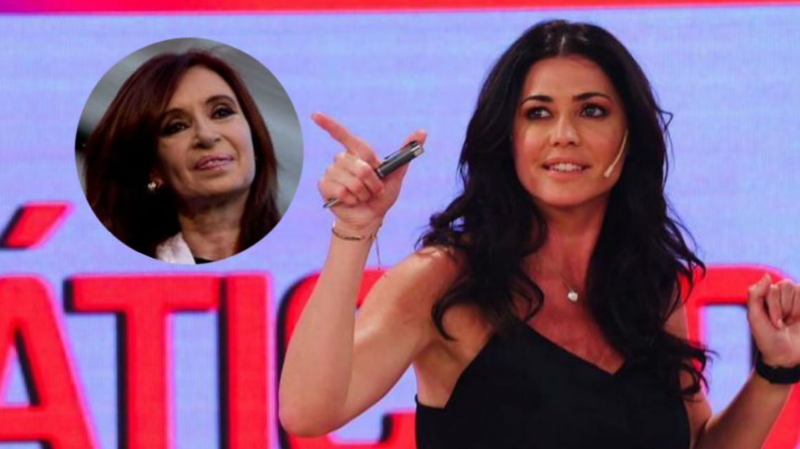 Pamela David se burló de Cristina Fernández de Kirchner