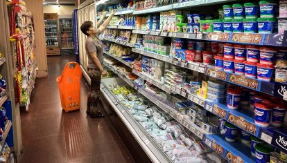 La inflación continúa en niveles récord.