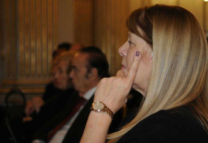 Margarita Stolbizer. Legislatura porteña.