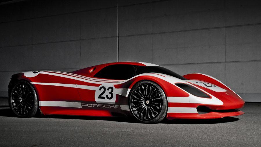 Porsche celebra los 50 años de un ícono de la competición