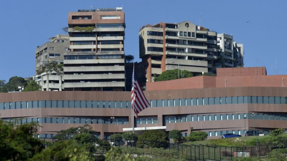 embajada estados unidos venezuela