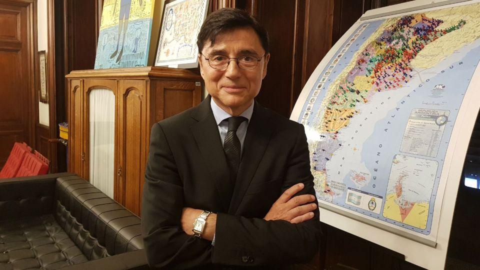 Jorge Fontevecchia Ciudadano Ilustre 20190312