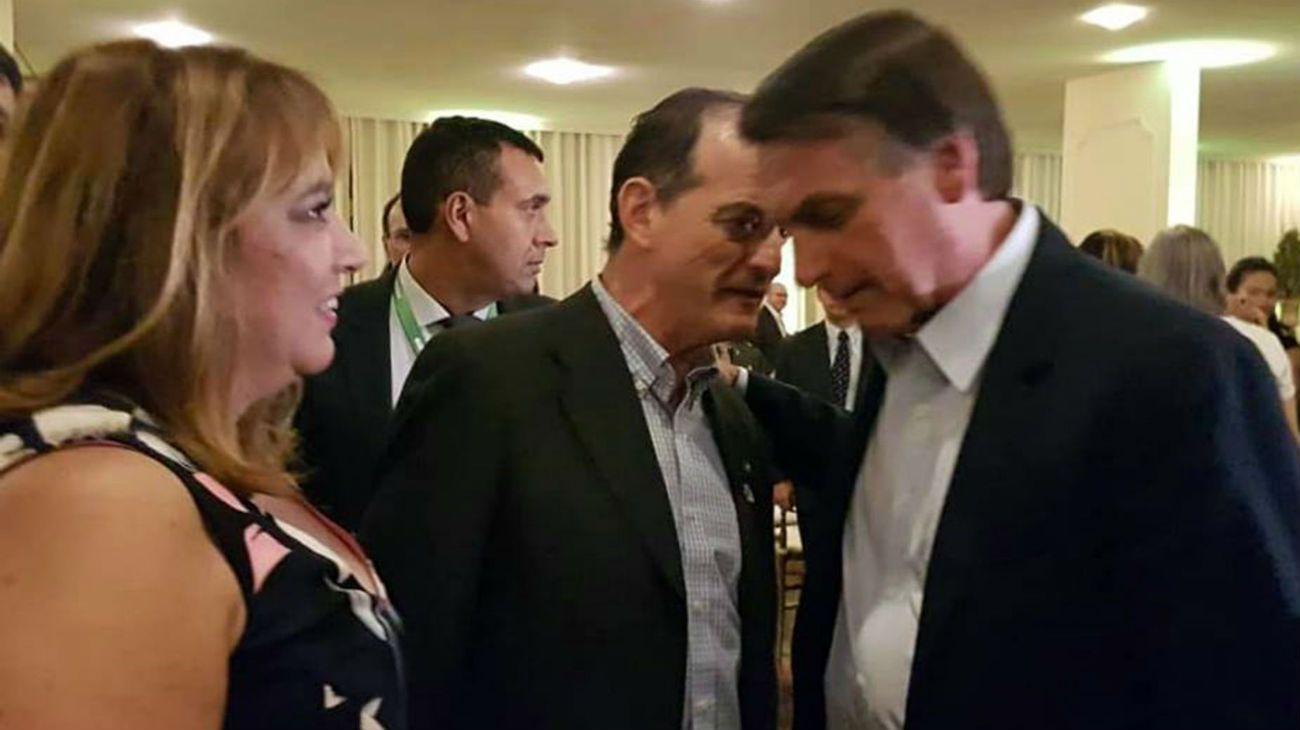 El Jair Bolsonaro uruguayo y sus amigos tupamaros