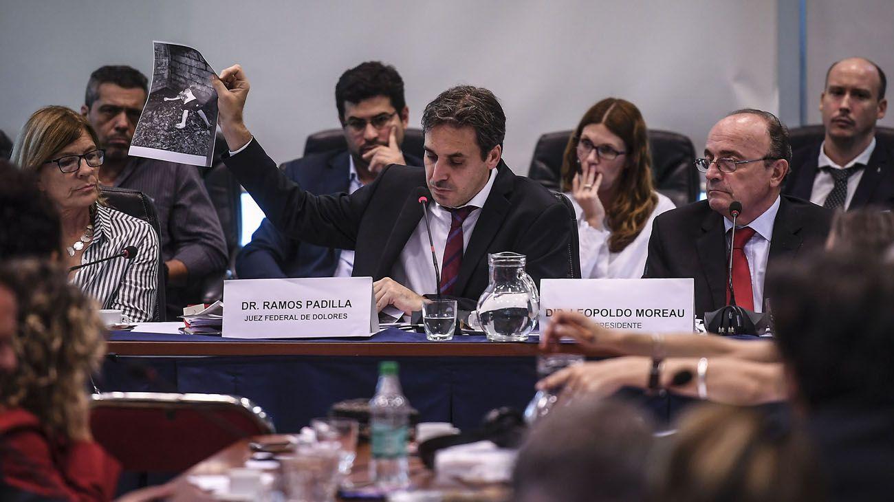 """Alejo Ramos Padilla: """"Ser un juez militante no tiene absolutamente nada de malo"""""""