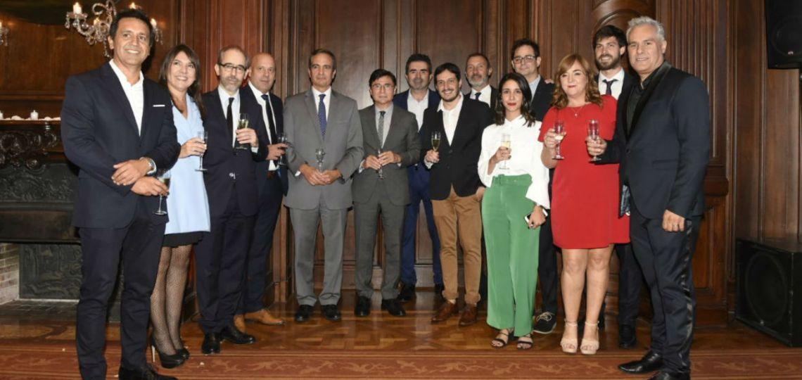 Marie Claire Argentina se lanzó con una gran fiesta