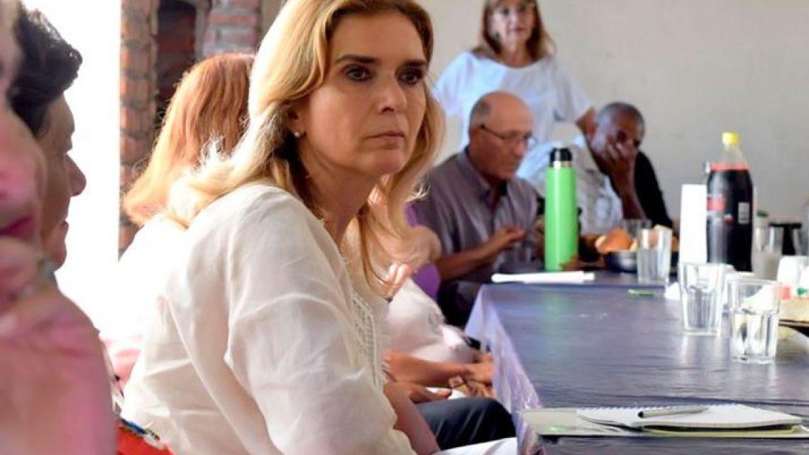 Silvia Elíaz de Pérez.
