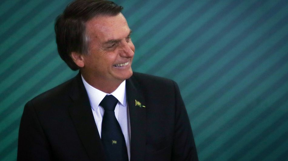 Brazil's Bolsonaro Eases Gun Laws and Woos Weapon Makers