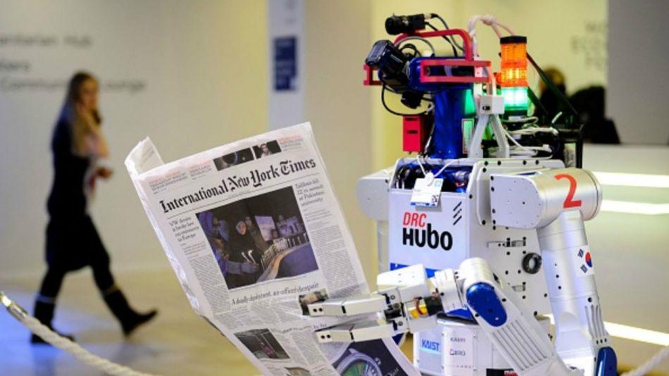 robot inteligencia artificial humanos
