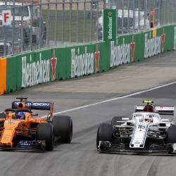 Alonso y Leclerc: uno se fue de la F1, el otro quiere ser la nueva estrella