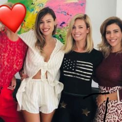Pampita regresa a Net TV