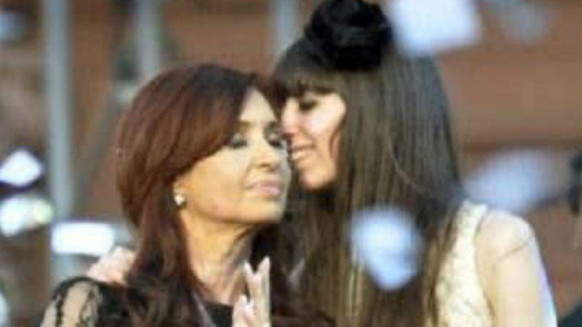 Informaron que Florencia Kirchner sufre de linfedema