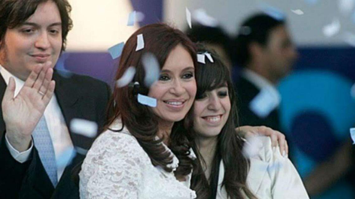 Cristina Fernández viaja a Cuba por la salud de su hija