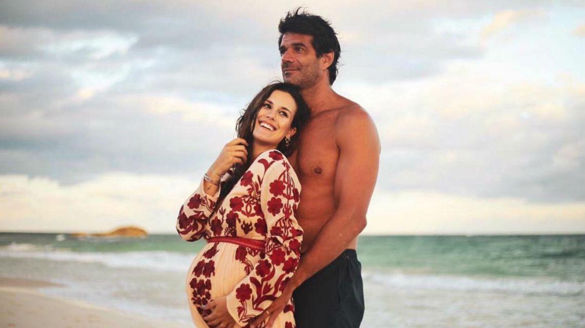 Luli Fernández compartió una tierna postal de Indalecio