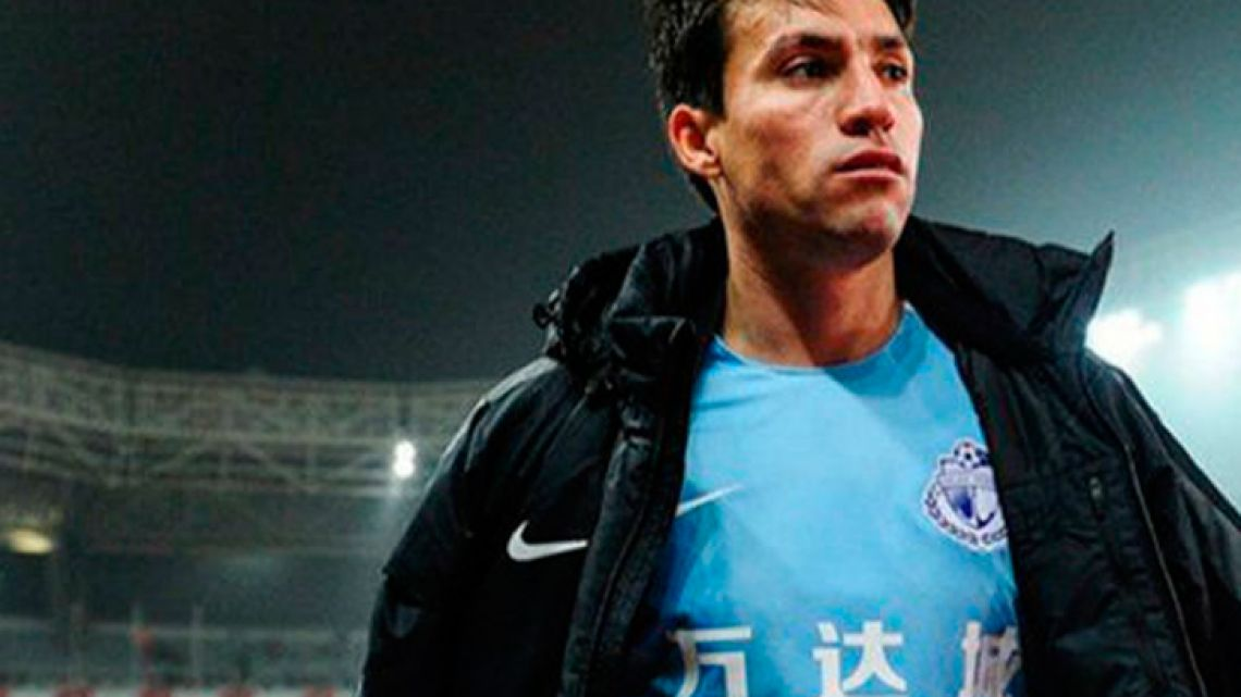 Argentine midfielder Nicolás Gaitán has joined Chicago Fire on a free transfer from Chinese club Dalian Yifang, the Major League Soccer side confirmed on Thursday.