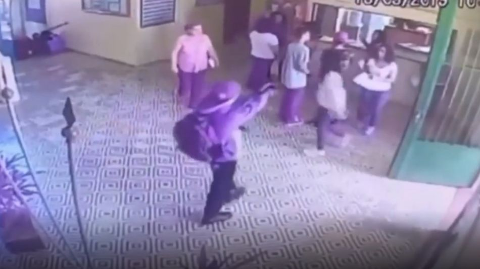 masacre escuela Suzano Brasil g_20190314