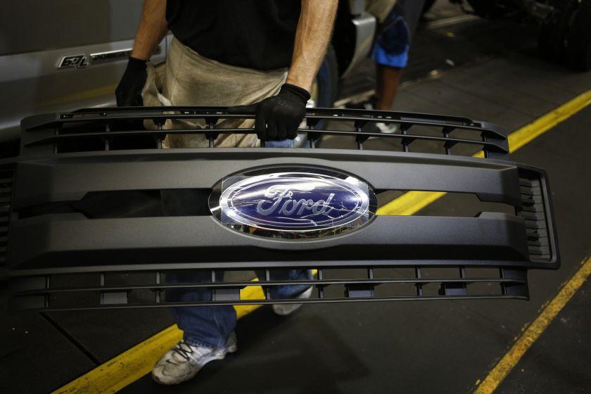 La compañía Ford quiere que robots hagan entregas a domicilio