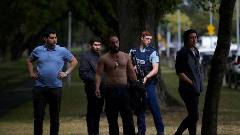 Video Del Ataque En Nueva Zelanda Image