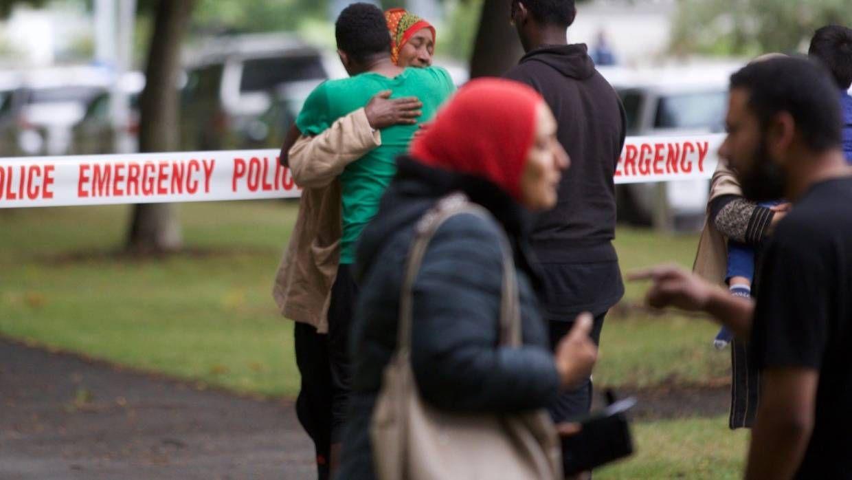 Video De Masacre En Nueva Zelanda Image: 49 Muertos En Ataques Terroristas Contra Mezquitas